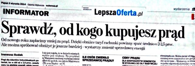 gazeta wyborcza z lepszaoferta