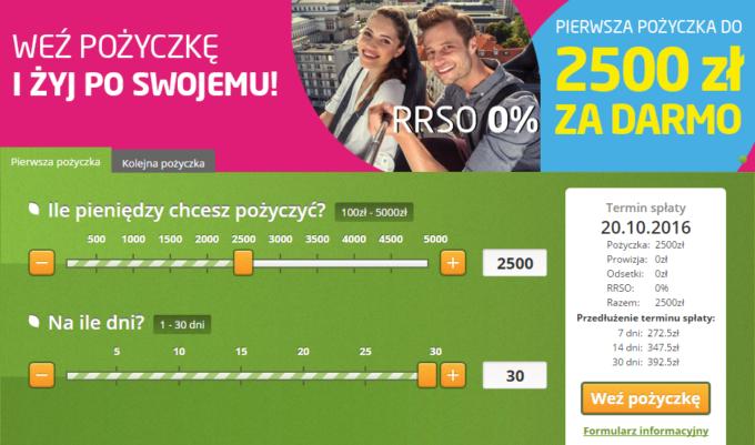 Pożyczka przez internet szybkie pożyczki online Vivus